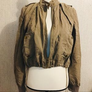 Daughters of liberation Anthro a size small jacket
